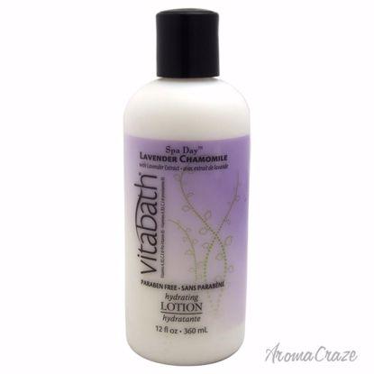 Vitabath Lavender Chamomile Hydrating Lotion Unisex 12 oz