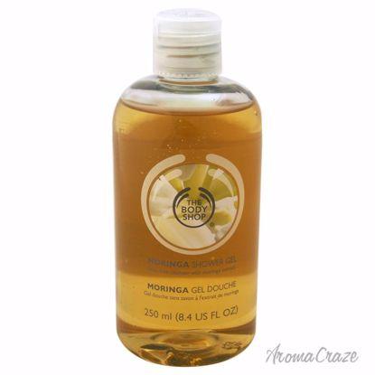The Body Shop Moringa Shower Gel Unisex 8.4 oz