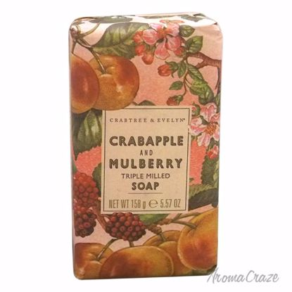 Crabtree & Evelyn Crabapple & Mulberry Triple Milled Soap Un