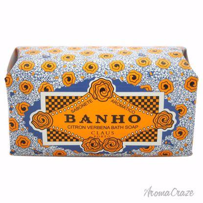 Claus Porto Banho Citron Verbena Soap Unisex 12.4 oz