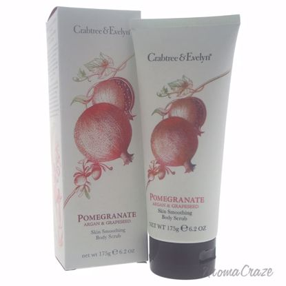 Crabtree & Evelyn Pomegranate Argan & Grapeseed Skin Smoothi