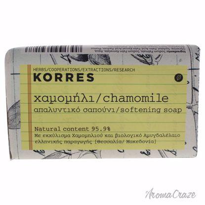 Korres Chamomile Soap Unisex 4.41 oz