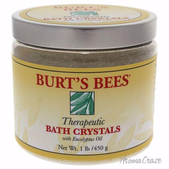 Burt's Bees Therapeutic Bath Crystal Body Wash Unisex 16 oz