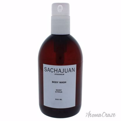 Sachajuan Shiny Citrus Body Wash Unisex 16.9 oz