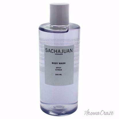 Sachajuan Spicy Citrus Body Wash Unisex 10.14 oz