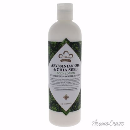 Nubian Heritage Abyssinian Oil & Chia Seed Body Lotion Unise