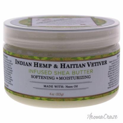Nubian Heritage Indian Hemp & Haitian Vetiver Infused Shea B