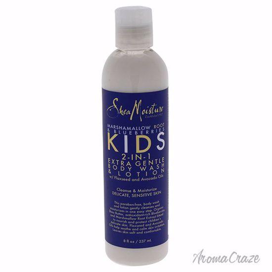 Shea Moisture Marshmallow Root & Blueberries Kids 2-In-1 Ext