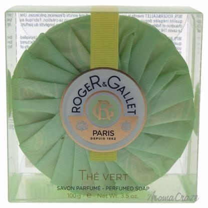 Roger & Gallet The Vert Perfumed Soap Bar Unisex 3.5 oz