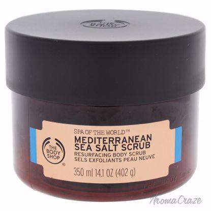 The Body Shop Spa Of The World Mediterranean Sea Salt Body S