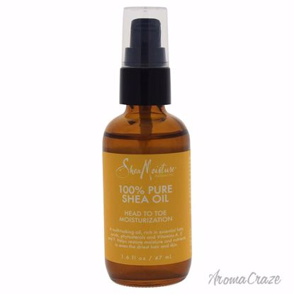 Shea Moisture 100% Pure Shea Oil Head To Toe Moisturization