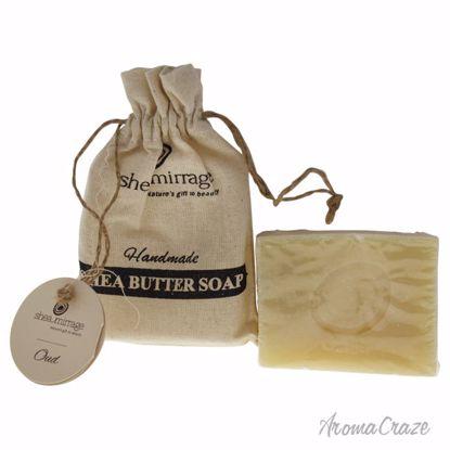 Shea Mirrage Hand Made Shea Butter Soap Oud Unisex 3.5 oz