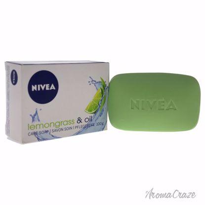 Nivea Lemongrass & Oil Bar Unisex 3.5 oz