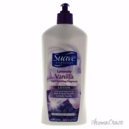 Suave Essentials Lavender Vanilla Body Lotion Unisex 18 oz