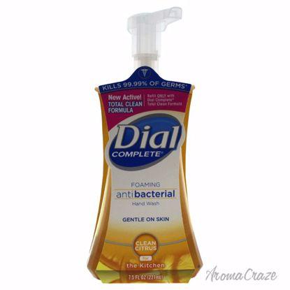 Dial Complete Kitchen Citrus Foam Soap Unisex 7.5 oz