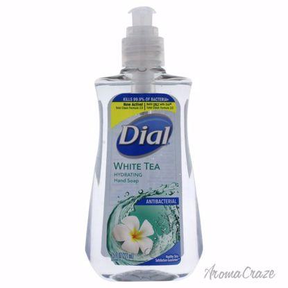Dial White Tea Hydrating Hand Soap Gel Unisex 7.5 oz