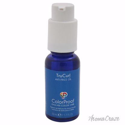 ColorProof TruCurl Anti-Frizz Oil Unisex 1.7 oz
