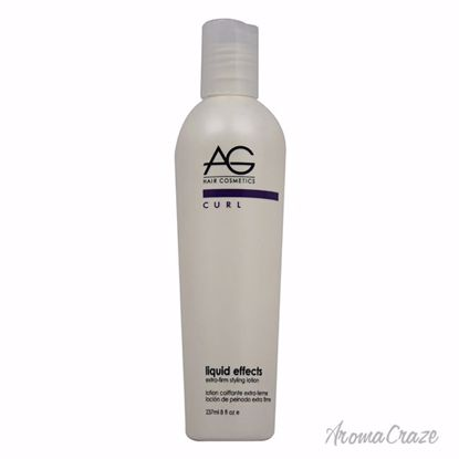 AG Hair Cosmetics Liquid Effects Extra-Firm Styling Lotion U