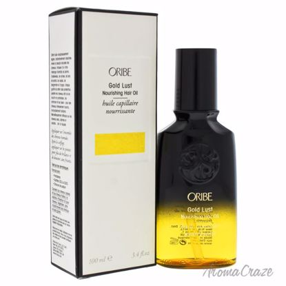 Oribe Gold Lust Nourishing Hair Oil Unisex 3.4 oz