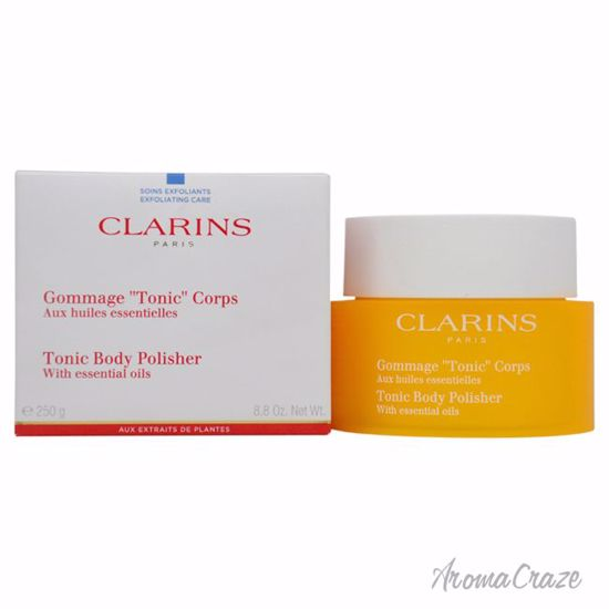 Clarins Toning Body Polisher Unisex 8.8 oz