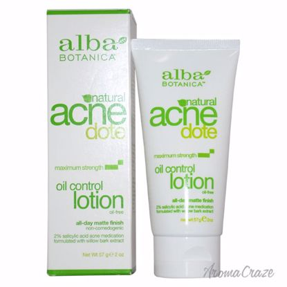 Alba Botanica Acne Dote Oil Control Lotion Unisex 2 oz