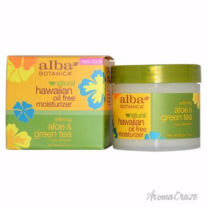 Alba Botanica Hawaiian Green Tea Oil Free Moisturizer Unisex