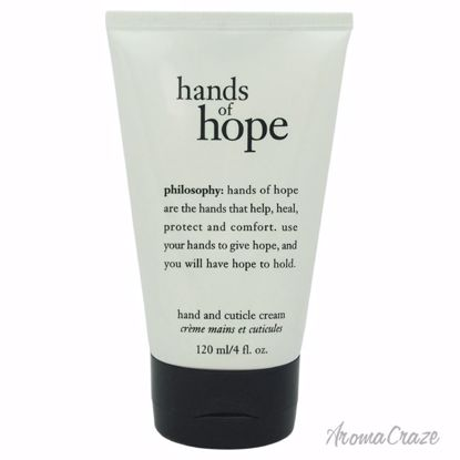 Philosophy Hands of Hope Hand And Cuticle Cream Unisex 4 oz