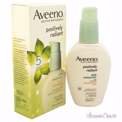 Aveeno Positively Radiant Daily Moisturizer SPF 15 Unisex 4