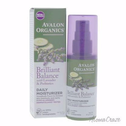 Avalon Organics Lavender Luminosity Daily Moisturizer Unisex