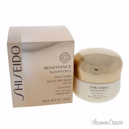 Shiseido Benefiance NutriPerfect Day Cream SPF 18 Cream Unis