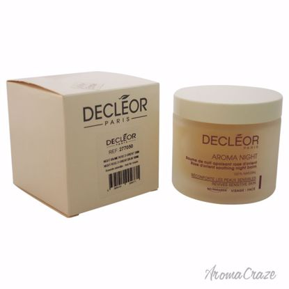 Decleor Aroma Night Rose D'Orient Soothing Night Balm For Se