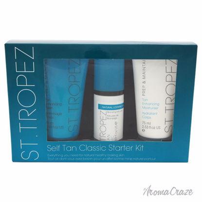 St. Tropez Self Tan Starter Kit 2.53oz Tan Enhancing Body Po