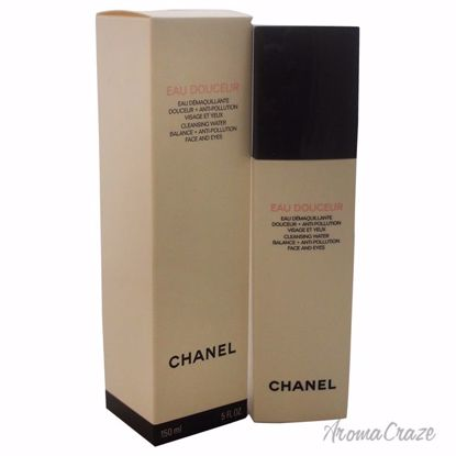 Chanel Eau Douceur Balance + Anti-Pollution Face and Eyes Cl