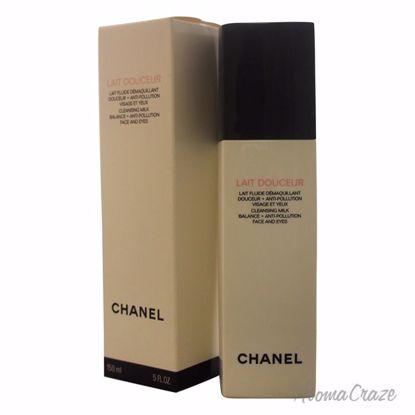 Chanel Lait Douceur Cleansing Milk Balance + Anti-Pollution