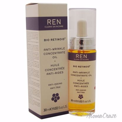 REN Bio Retinoid Wrinkle Concentrate Oil Unisex 1.02 oz