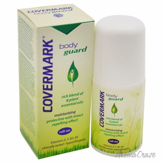 Covermark Body Guard Moisturizing Protective With Insect Rep