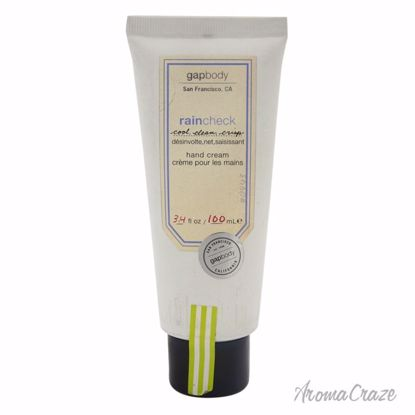 Gap Body Raincheck Hand Cream Unisex 3.4 oz