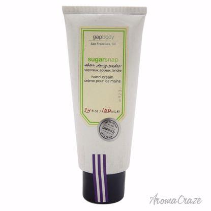 Gap Body Sugarsnap Hand Cream Unisex 3.4 oz