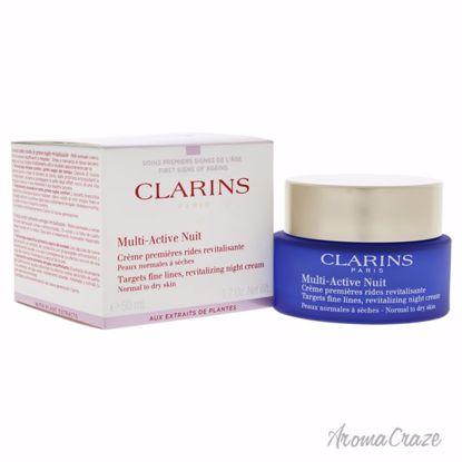 Clarins Multi-Active Normal to Dry Skin Night Cream Unisex 1