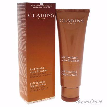Clarins Self Tanning Milk Lotion Unisex 4.2 oz