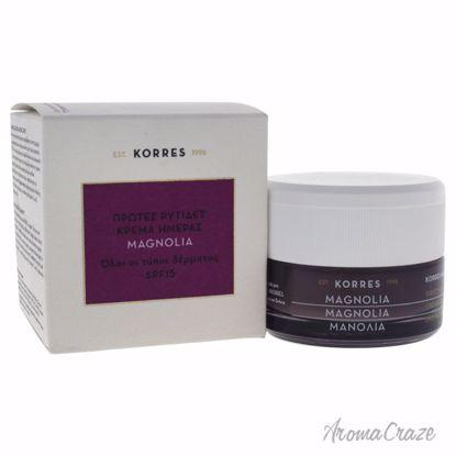 Korres Magnolia First Wrinkles Day Cream SPF 15  Unisex 1.35