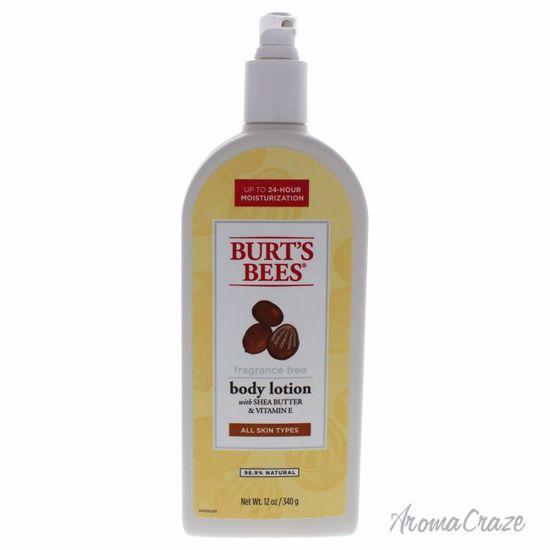 Burt's Bees Shea Butter & Vitamin E Body Lotion Unisex 12 oz