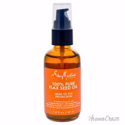 Shea Moisture 100% Pure Flax Seed Head To Toe Protection Oil