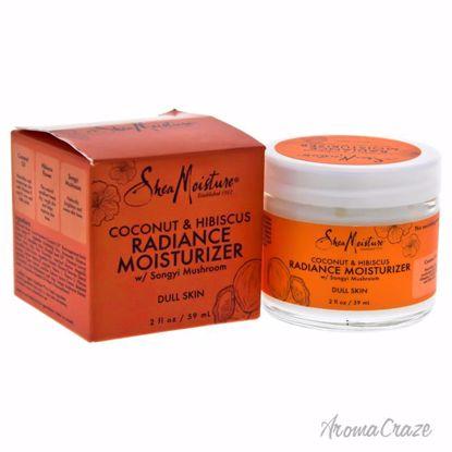 Shea Moisture Coconut & Hibiscus Radiance Moisturizer Unisex