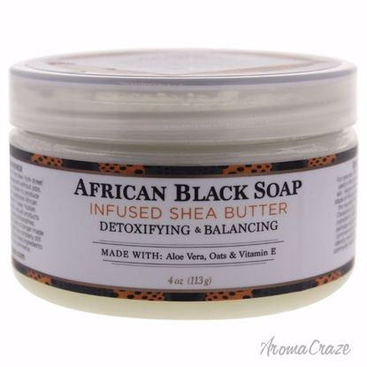 Nubian Heritage Shea Butter Infused with African Black Soap