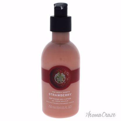 The Body Shop Strawberry Softening Gel Lotion Unisex 8.4 oz