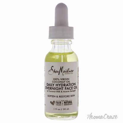 Shea Moisture 100% Virgin Coconut Oil Daily Hydration Overni