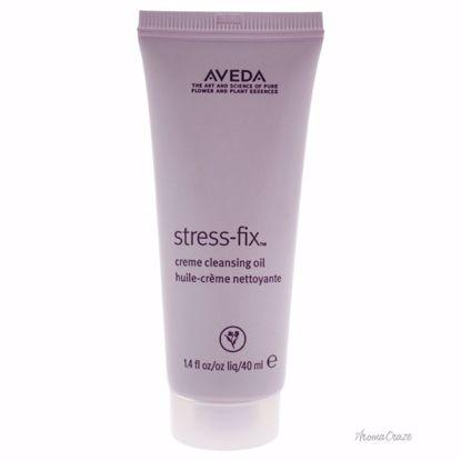 Aveda Stress-Fix Creme Cleansing Oil Cream Unisex 1.4 oz