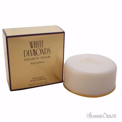 Elizabeth Taylor White Diamonds Perfumed Body Powder for Wom