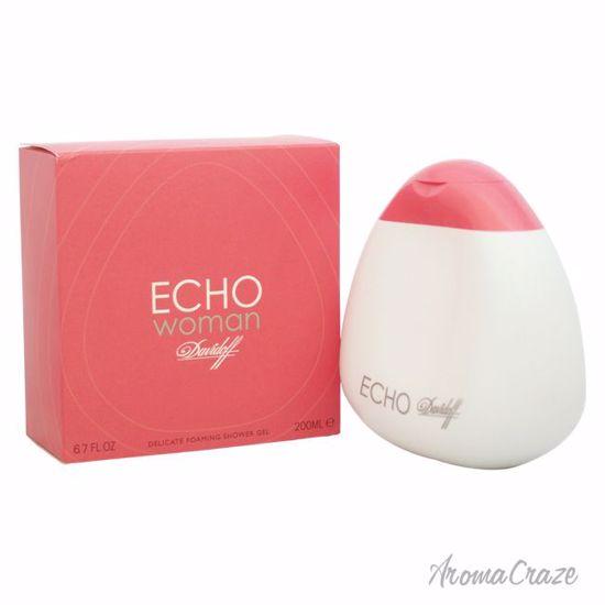 Davidoff Echo Shower Gel for Women 6.8 oz